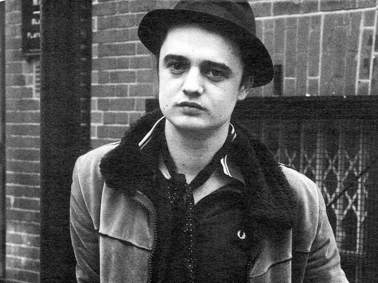 Musician Peter Doherty
