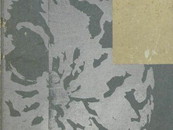 Detail from Furuya Korin, Seika, 1905, Rijksmuseum