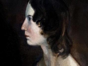 Portrait of Emily Brontë by Branwell Brontë / Creative Commons
