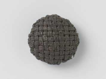 Ball of twine, c. 1590 - c. 1596. From The Rijksmuseum, Amsterdam.