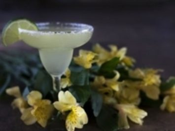 An image of a margarita.