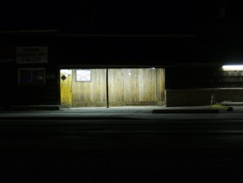 Bard at night. Marc Moss / Creative Commons