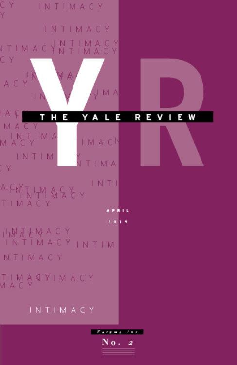 April 2019 cover image