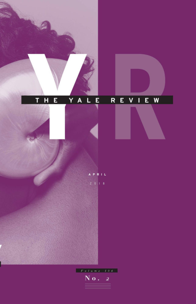 April 2018 cover image